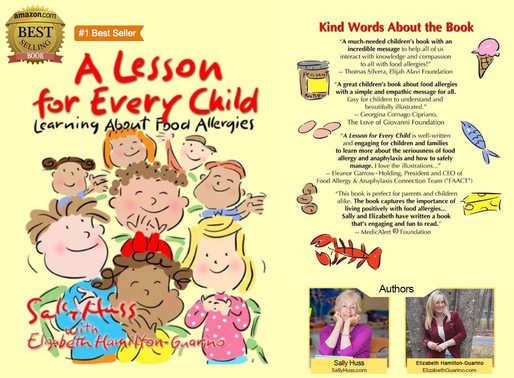 Helping Classmates & Teachers Learn About Food Allergies