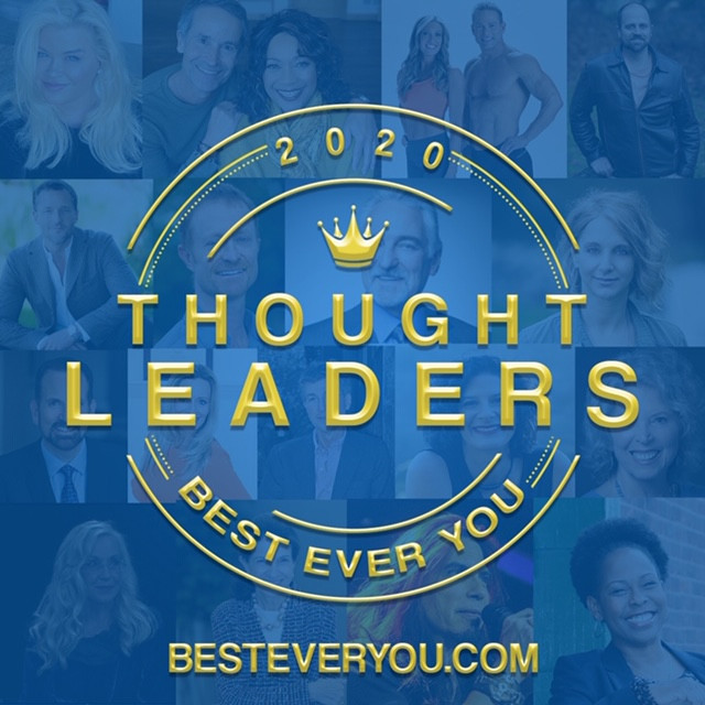 Sherianna Boyle is a 2020 Thought Leader on Best Ever You