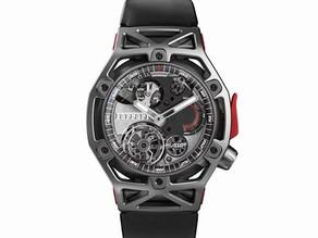 Elizabeth's Best - A Ferrari Design for a Hublot Watch