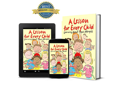 Free eBook to Help Promote Food Allergy Awareness