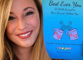 Book Launch!  Best Ever You: 52 Week Journal