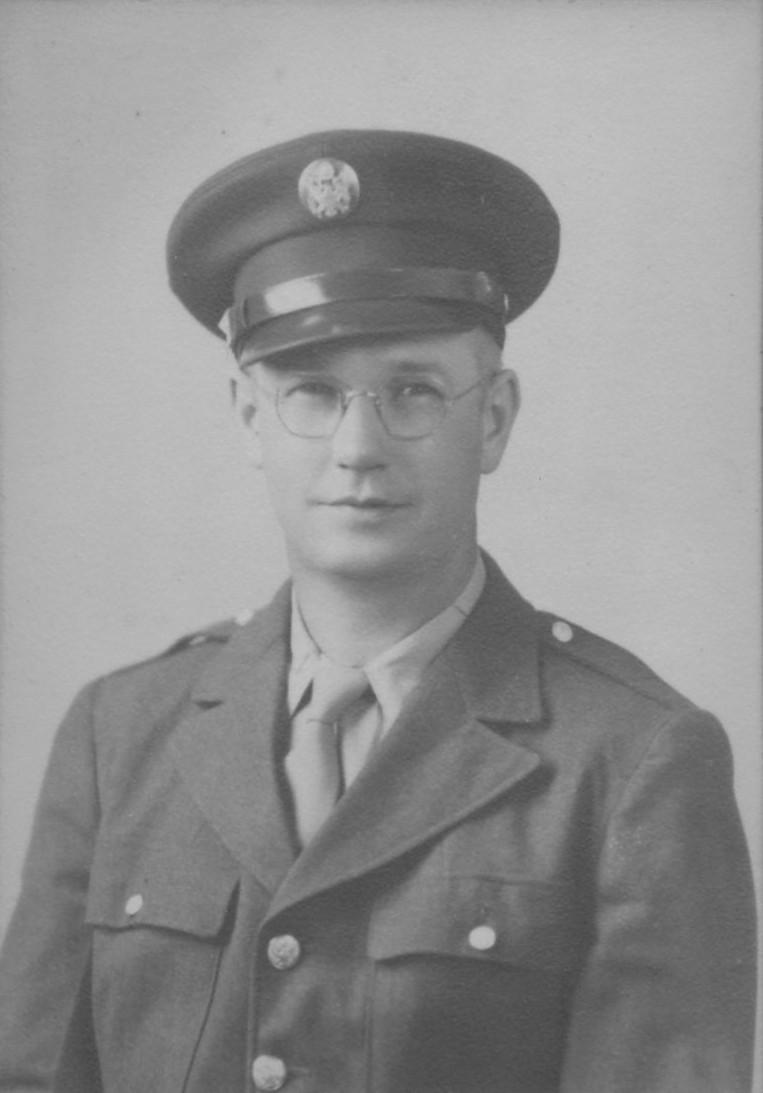 John Harriman - 1945 39 years old