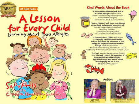 A Lesson For Every Child: Learning About Food Allergies