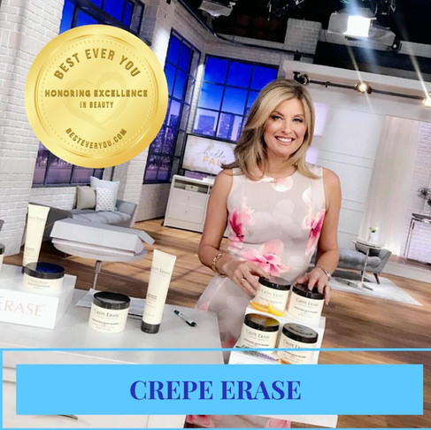 Crepe Erase - Gold Seal of Excellence in Beauty