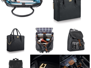 Elizabeth's Best - Solo Backpacks and Totes