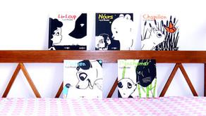 Cartoons de Layla Benabid : livres sans paroles pour petits (et grands !)