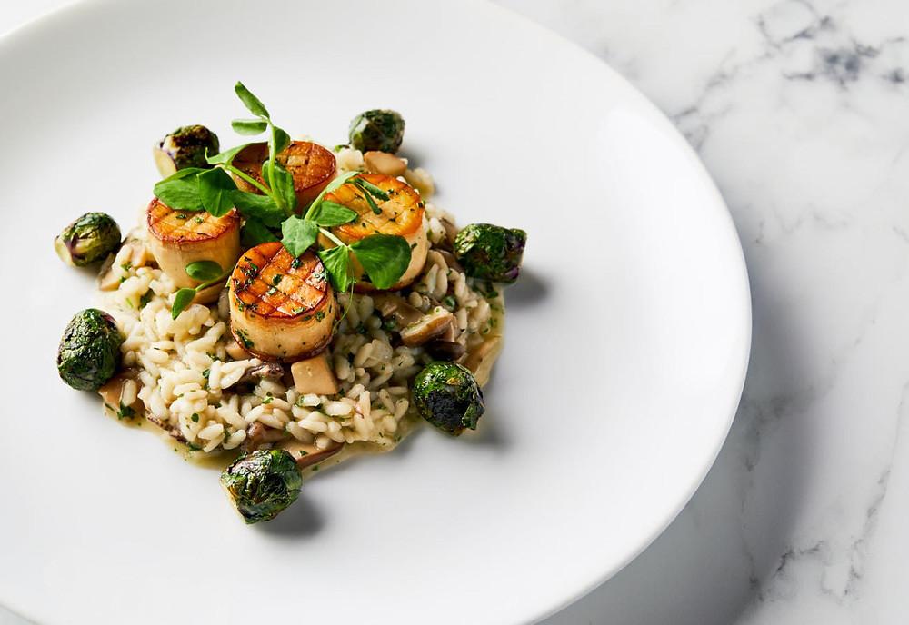 Menu vegan pour le repas de cérémonie des Golden Globes 2020.