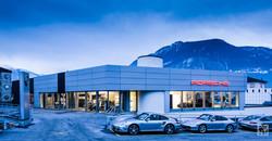 Centre Porsche, Sierre
