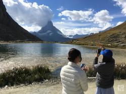 Riffelsee Zermatt