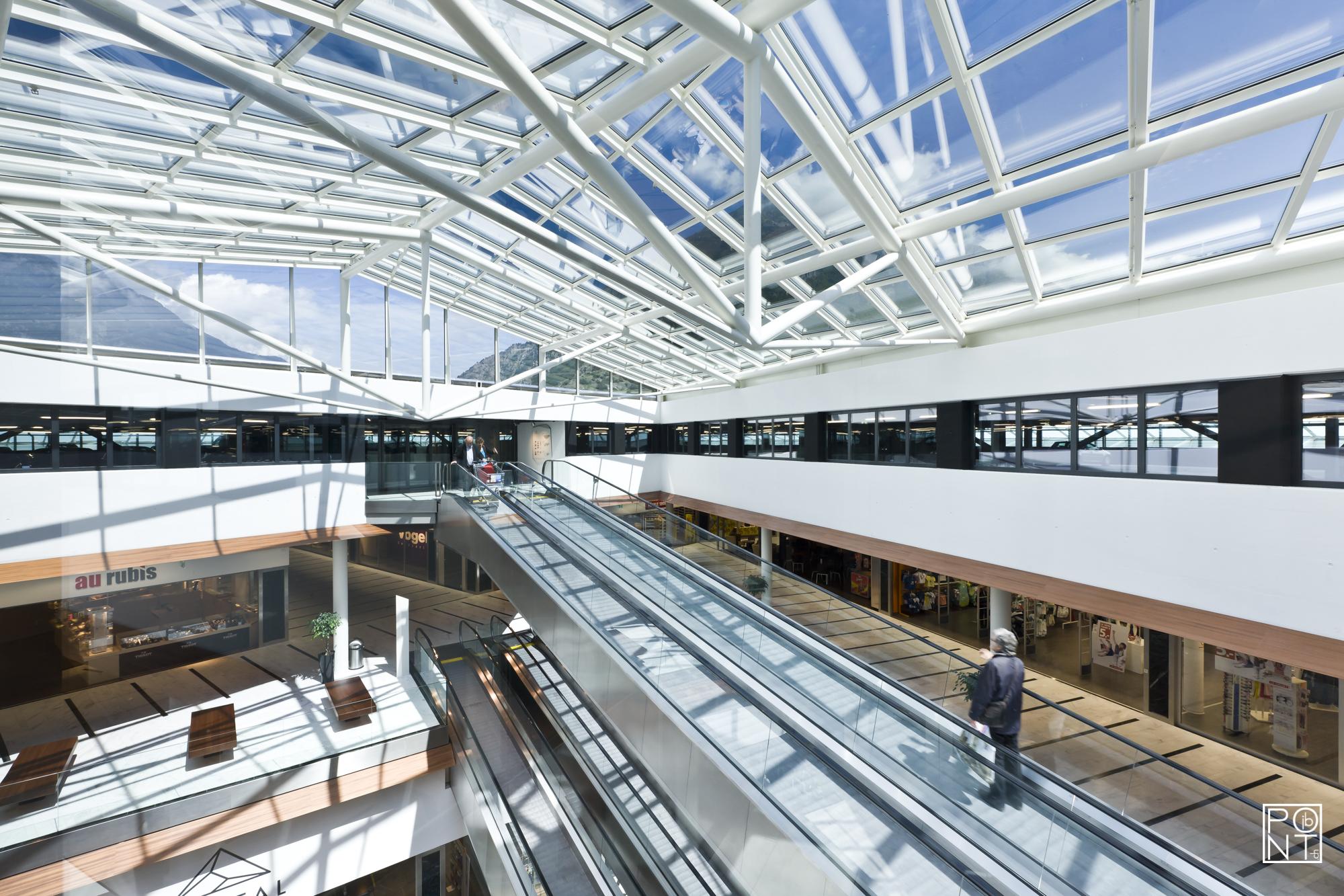 Centre Cristal, Martigny