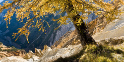 llgraben, Val d'Anniviers