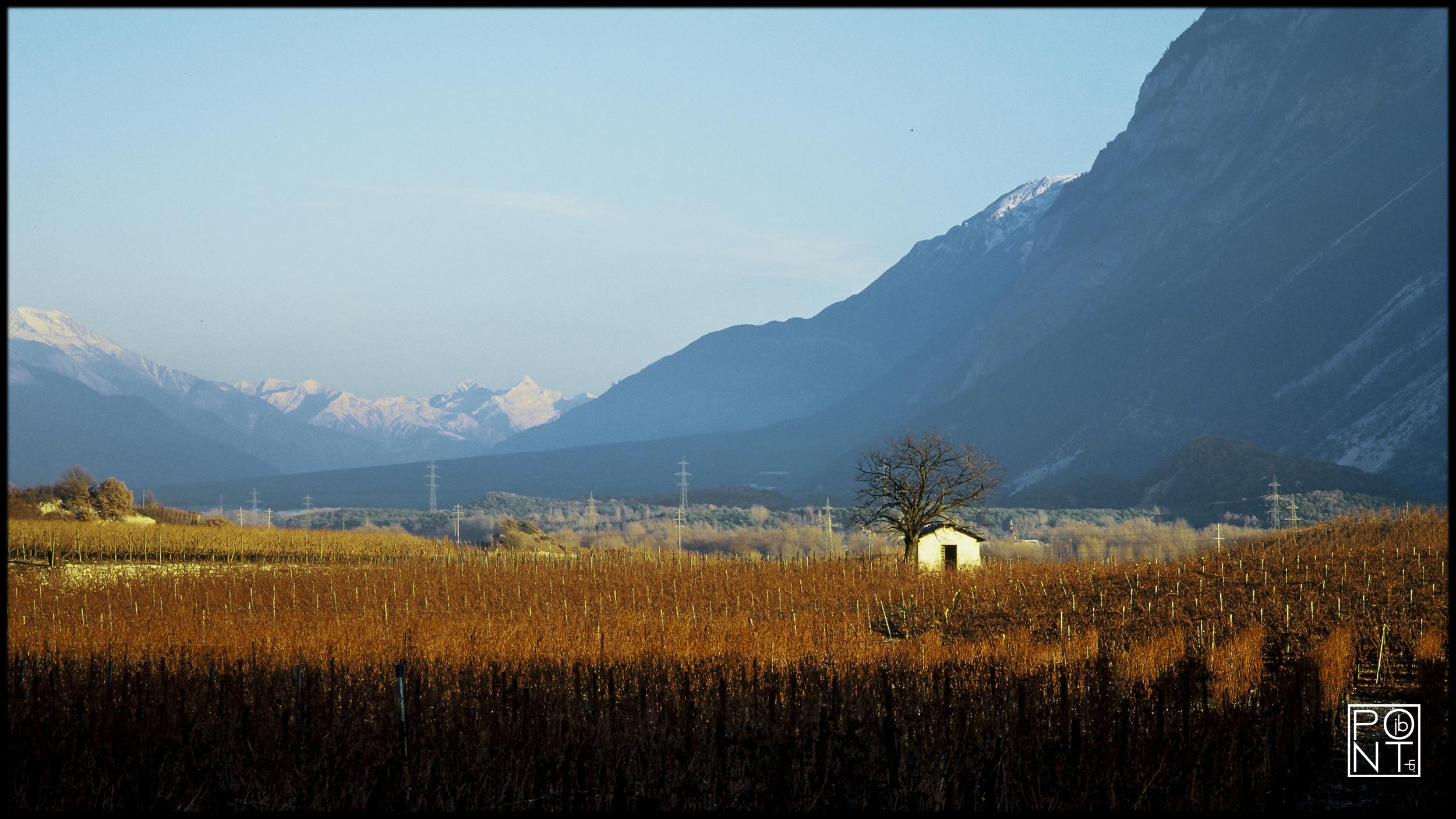 Les Bernunes, Sierre