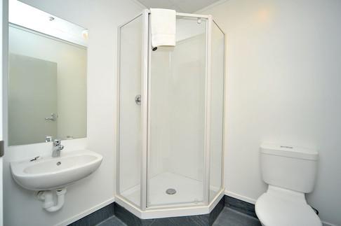 Setup Dixon- In room bathroom