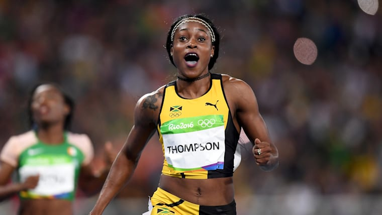 Elaine Thompson-Herah
