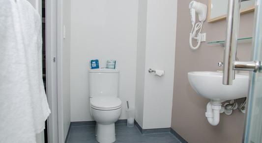 Setup Manners- In room bathroom