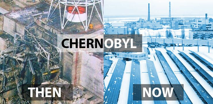 Transformation of Chernobyl - From an Energy Disaster to a Green Energy Example