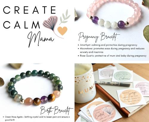 Create Calm Mama - featured in SnugHub