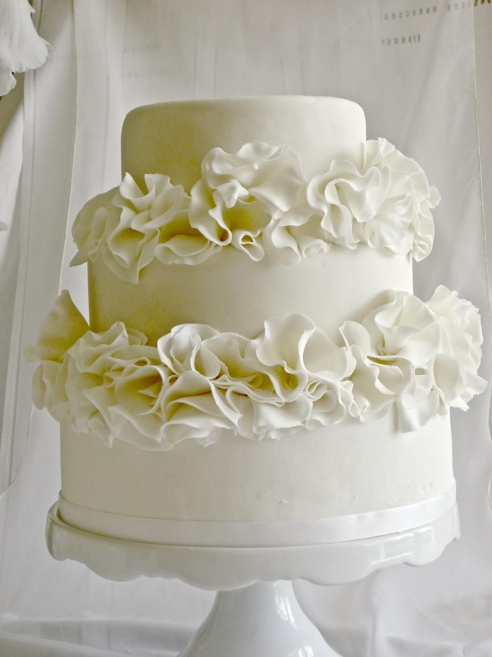 Torta de bodas La Novia