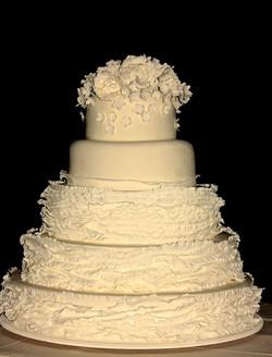 Torta de casamiento elizabeth