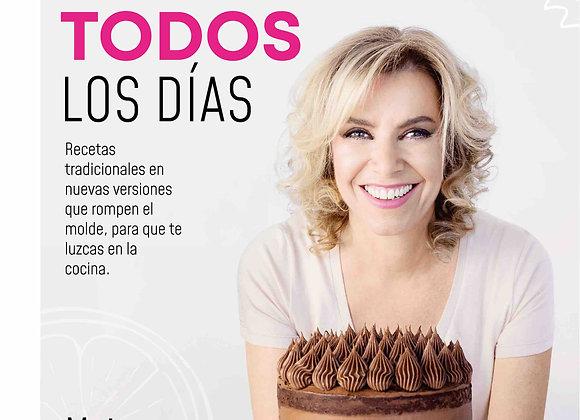 """Libro """"Pastelería para todos los días"""" de Moira Sigal"""