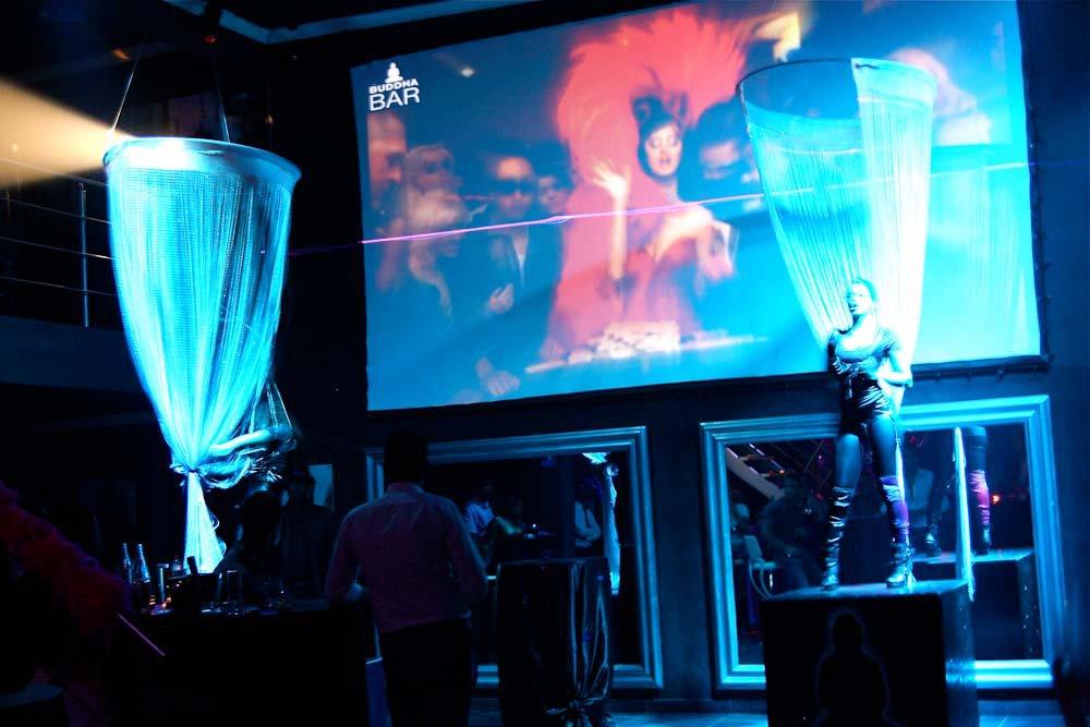 Fanny au Buddha Bar