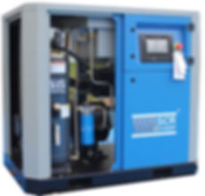 Airstream rotary screw compressor (permanent magnet)