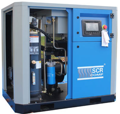 Airstream rotary screw compressor (permanent magnet)