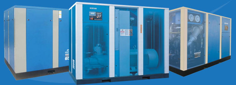 Airstream Screw Compressor