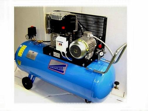 Airpower piston compressor