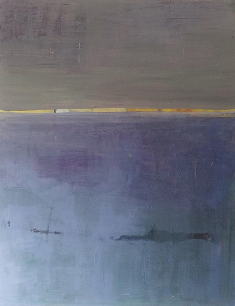 akryl på lærred, 50 x 30 cm