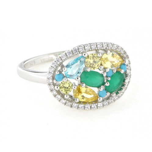 Verita True luxury Sterling Silver Ring
