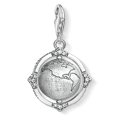 Thomas Sabo Charm Pendant Vintage Globe