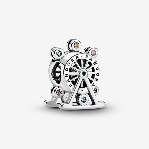 Pandora Colour Wheel Charm