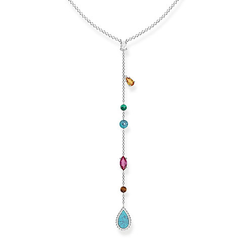 Thomas Sabo Necklace Riviera Colours