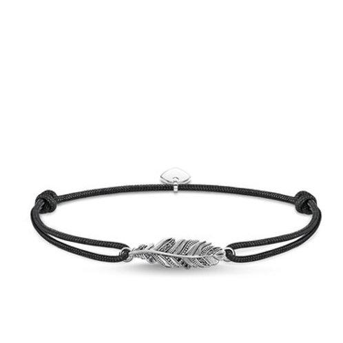 Thomas Sabo Bracelet Sterloing Silver LITTLE SECRET FEATHER