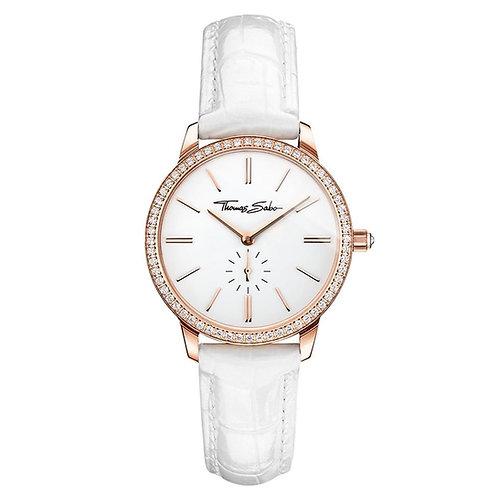 THOMAS SABO Women's Watch GLAM SPIRIT, Silver 925