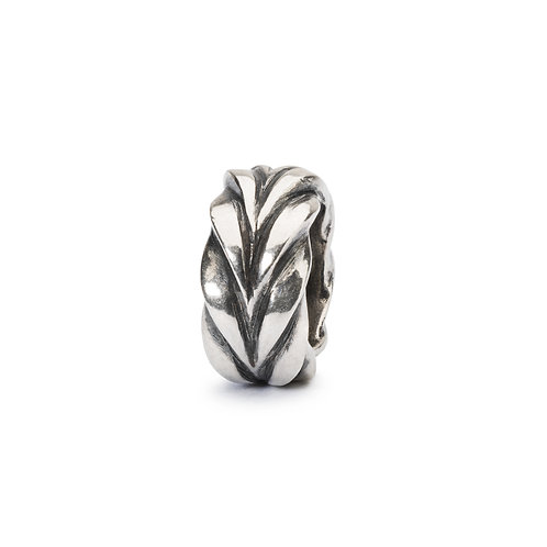 TROLLBEADS Silver Foxtail Spacer