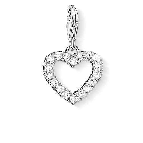 Thomas Sabo Charm Pendant  Romantic Heart