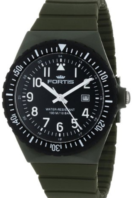 Fortis Watch Flippers Collection