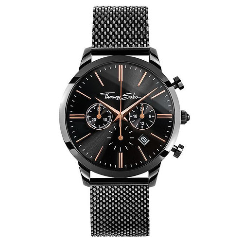 THOMAS SABO Men's Watch REBEL SPIRIT CHRONO Stainless Steel