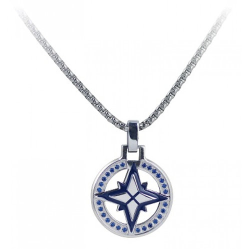 Rosso Amante  Stainless Steel  GENTS' PENDANT