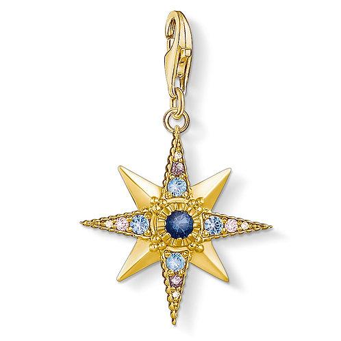 Thomas Sabo Charm Pendant Royalty Star