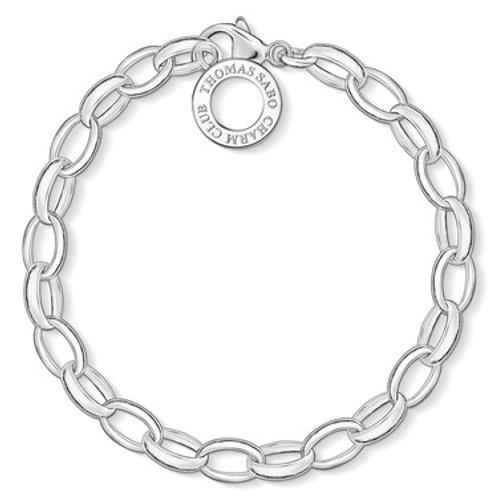 Thomas Sabo Charm Bracelet Classic large