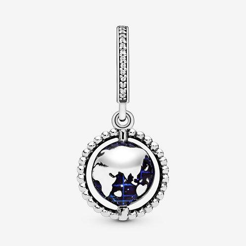 Pandora Charm  Globe