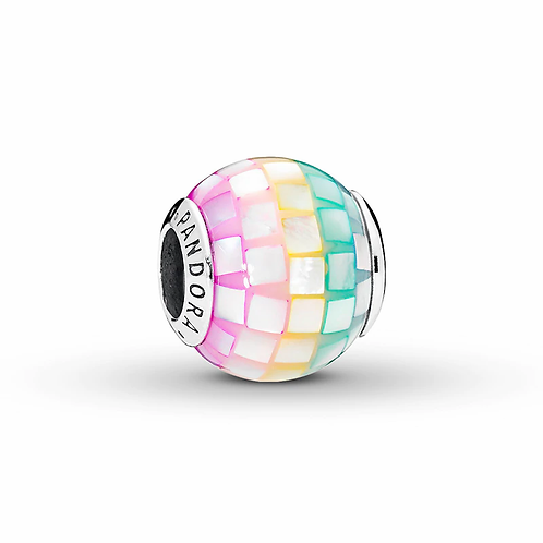 Pandora Multi-colour Mosaic Charm