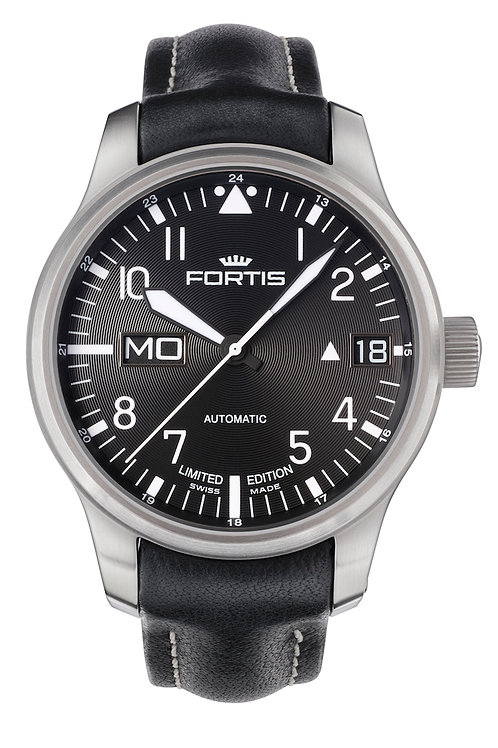 FORTIS WATCH FLIEGER CHRONOGRAPH LIMITED EDITION