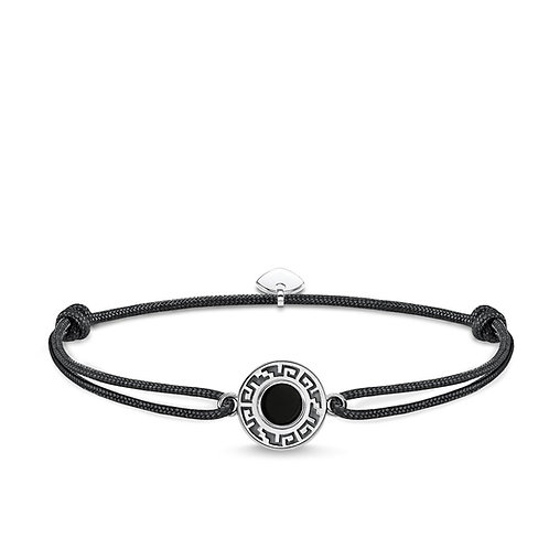 Thomas Sabo Bracelet  Little Secret  Ornament Black