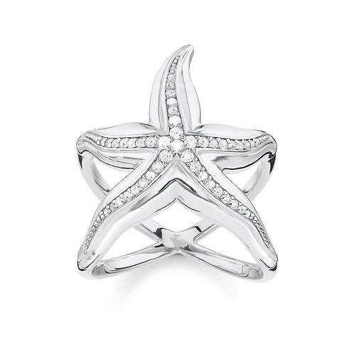 Thomas Sabo Ring STAR FISH