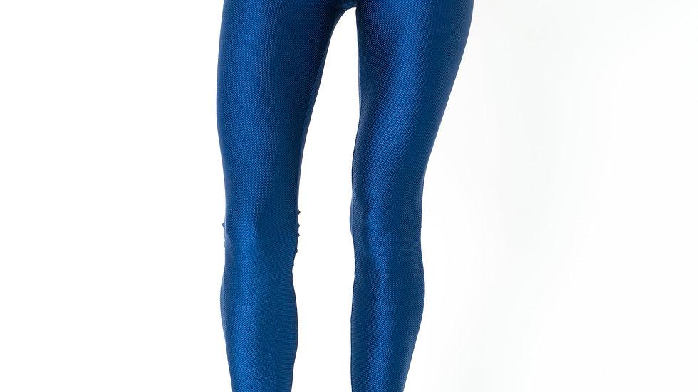 Nova Glam Body Sculpting Leggings - Navy Blue