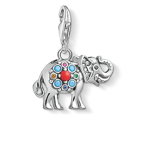 Thomas Sabo Charm Pendant Indian Elephant
